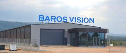 baros vision showroom