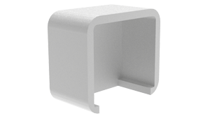 square end cover for bv6024