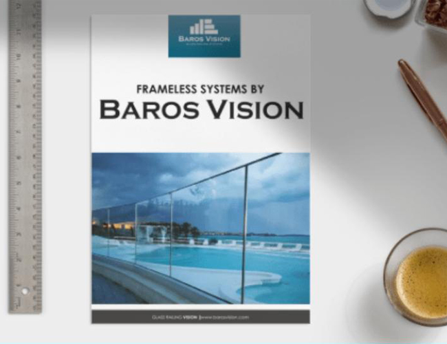 glass railings catalogue