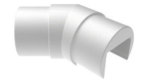 Curva di 135 gradi per BV6022B