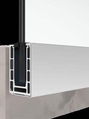 bv9900S geregeltes System für Seitenmontage