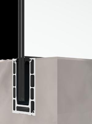 bv9900u bv9900u sistema di ringhiera in vetro regolato montaggio integrato
