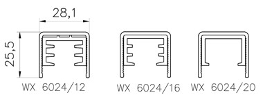 wx6024 technical drawing