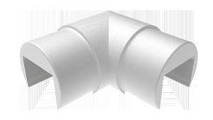 BV6022B 90-degree bend