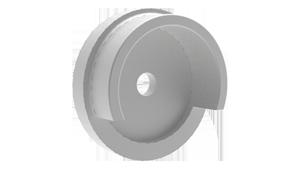 BV6022S Flangia a parete