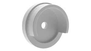 BV6022S Wandflansch