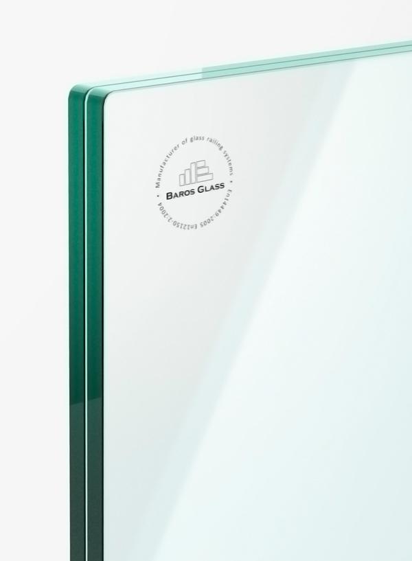 Glas für Geländer von Baros Vision