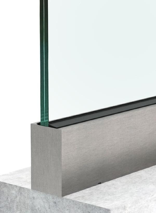 Glasgeländer von Baros Vision