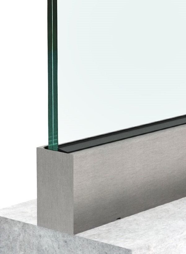 Glass Railings from Baros Vision